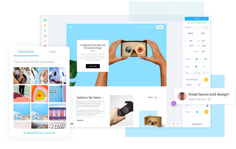 Marvel The Design Platform For Digital Products Get Started For Free