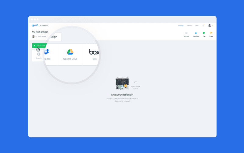 Google Drive For Marvel Sync Your Design Updates
