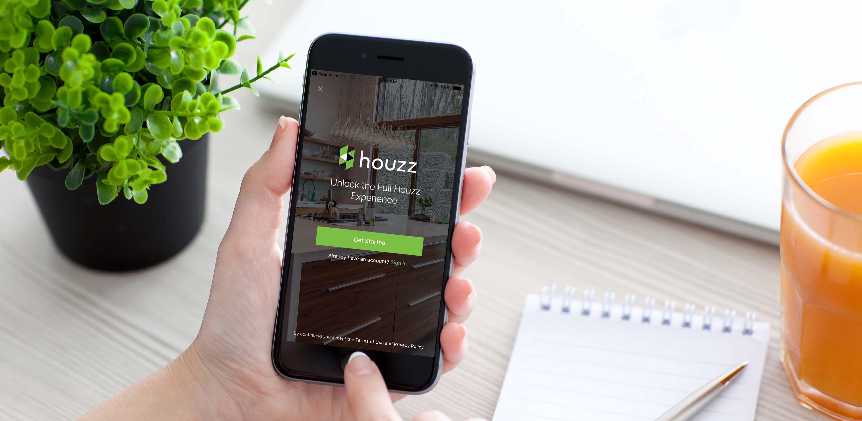 Houzz: A UX Case Study