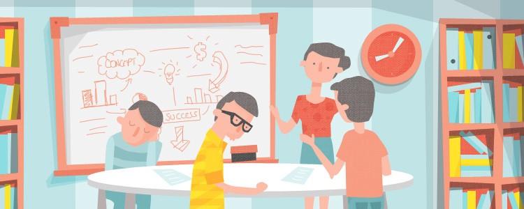 UX design method Kickoff Meeting