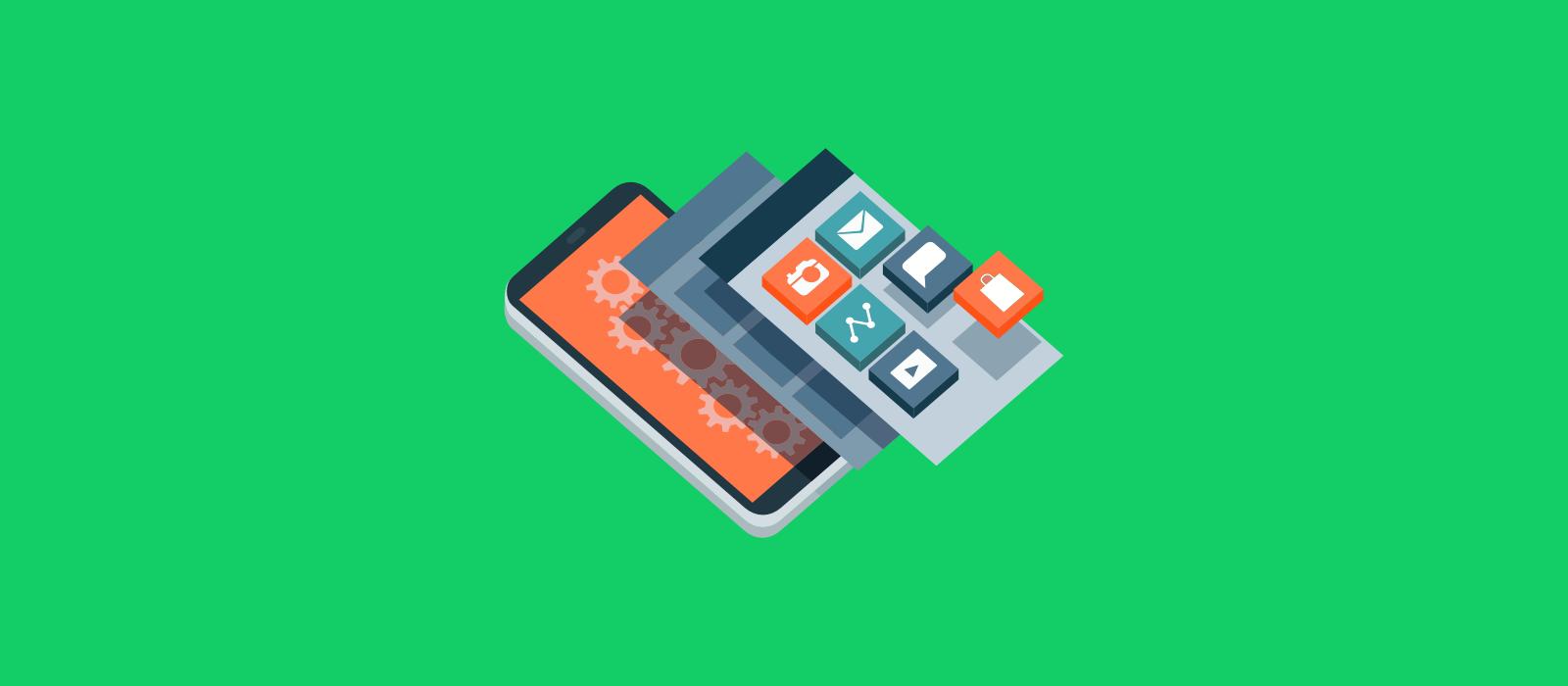3 Creative Concepts of Mobile Tab Bar Navigation