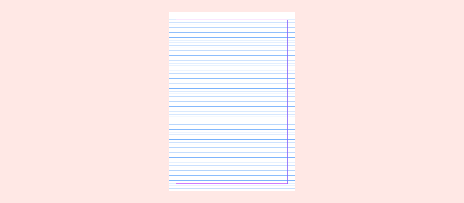The 4px Baseline Grid