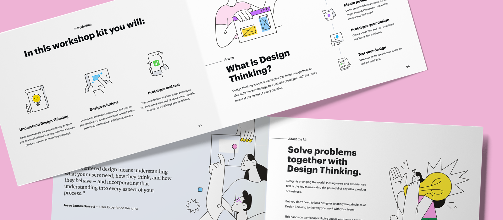 How To Run A Remote Design Thinking Workshop Marvel Blog