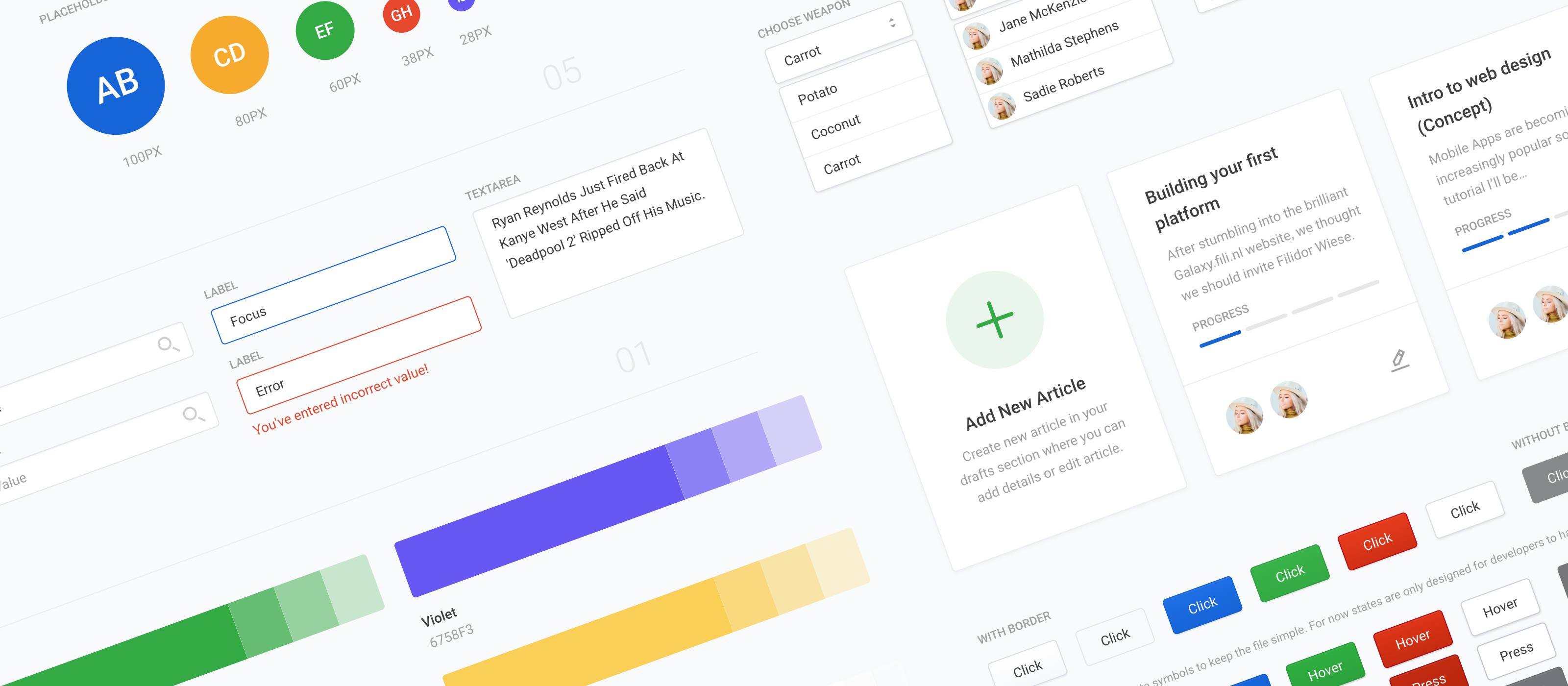 Why you need a design system to build at scale